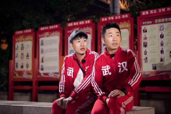 杨迪、鸡汤蒋